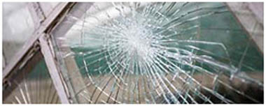 Truro Smashed Glass